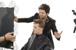 protez saç uygulama