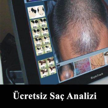 Protez Saç 1